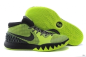 Nike Kyrie 1 Fluorescent Green Black