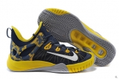 Nike Zoom Hyperrev 2015 EP Navy Blue Yellow White