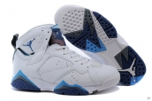 AAA Air Jordan 7 Retro French Blue