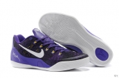 Nike Kobe 9 Low Women Purple Black White
