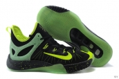 Nike Zoom Hyperrev 2015 Black Fluorescent Green