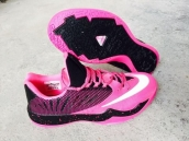 Nike Zoom Run The One Pink Black White