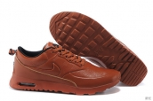 Nike Air Max Thea Print Leather Brown
