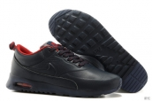 Nike Air Max Thea Print Leather Navy Blue Red