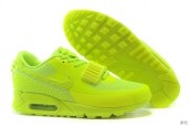 AAA Nike Air Max 90 Air Yeezy 2 SP Fluorescent Green