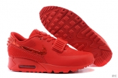 AAA Nike Air Max 90 Air Yeezy 2 SP Red