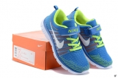 Nike Free 6-0 Kids Blue Green White