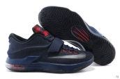 Nike KD VII Jean Navy Blue Red