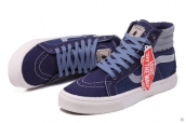 Vans High Women Blue