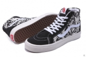 Vans SK8-High Women Black White