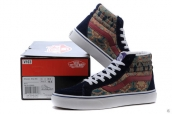 Vans High National Dark Blue