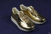 Women Nike Air Max 87 SP Super Bowl Golden