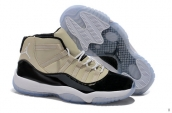 Air Jordan 11 AAA Khaki Black White