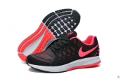 Women Nike Zoom Pegasus 31 KPU Black Pink White