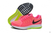 Women Nike Zoom Pegasus 31 KPU Pink Black Green