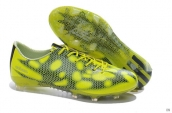 Adidas New F50 Adizero FG TPU Yellow Black