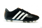Adidas 11Pro TRX FG Boots TPU-FG Black White Orange