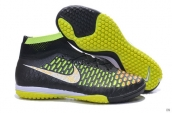Nike Magista Obra TF With ACC Boots High Black Red Green