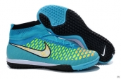 Nike Magista Obra TF With ACC Boots High Blue Green Red