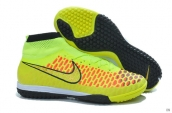 Nike Magista Obra TF With ACC Boots High Green Red Black