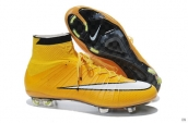 Nike Mercurial Superfly 4 FG Boots High Yellow White Black
