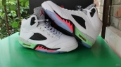 Super Perfect Air Jordan 5 Infrared Poison Green