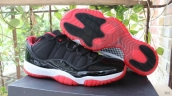 Super Perfect Air Jordan 11 Low Bred