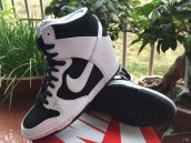 Nike Dunk SB SKY High Women White Black