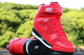 Nike Air Revolution Sky HI Women Red Black