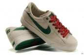 Nike Blazer Low 902 Suede Off-White Green Red