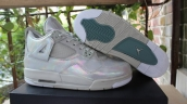 Super Perfect Air Jordan 4 Women Pearl Edition