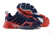 Adidas Marathon Weaving Navy Blue Red