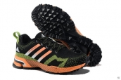 Adidas Marathon Weaving Black Green Orange