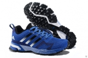 Adidas Marathon Weaving Blue Black