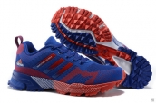 Adidas Marathon Weaving Blue Red