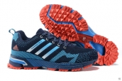 Adidas Marathon Weaving Navy Blue Moonlight Orange