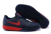 Nike Kobe Mentality Navy Blue Red