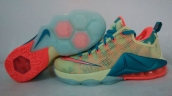 Nike Lebron 12 Low PRM South Coast
