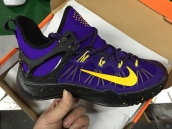 Nike Zoom Hyperrev 2015 Purple Black Yellow