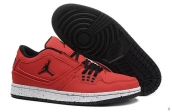 AAA Air Jordan 1 Flight Low Red Black White