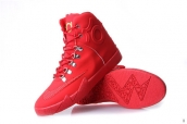 Nike KD VI High Red Golden
