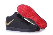Nike Lebron 12 Casual Shoes Black Golden
