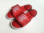 Adidas Slippers Red White