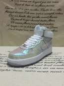 Nike Air Force One Women High Pearl