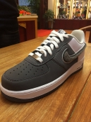 Nike Air Force One Dark Grey White