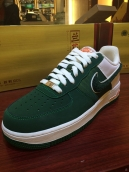 Nike Air Force One Green White