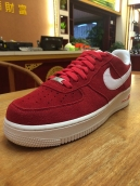 Nike Air Force One Red White