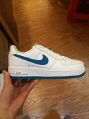 Nike Air Force One White Turq