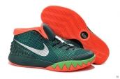 Nike Kyrie 1 Women Grass Green White Red