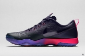 Nike Lebron Low Zoom Elite 7 Black Purple Pink